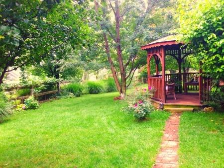 ... summer landscaping
