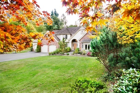 Fall Landscape | Mansell Landscape Management