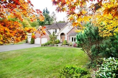 Fall Landscape | Mansell Landscape Management