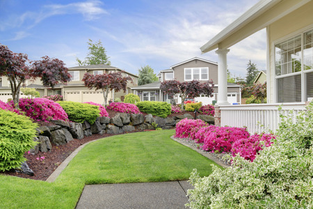 Increase Property Value with Landscape | Mansell Landscape
