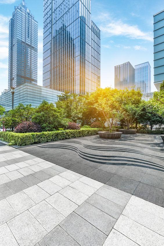 Commercial Landscape | Mansell Landscape