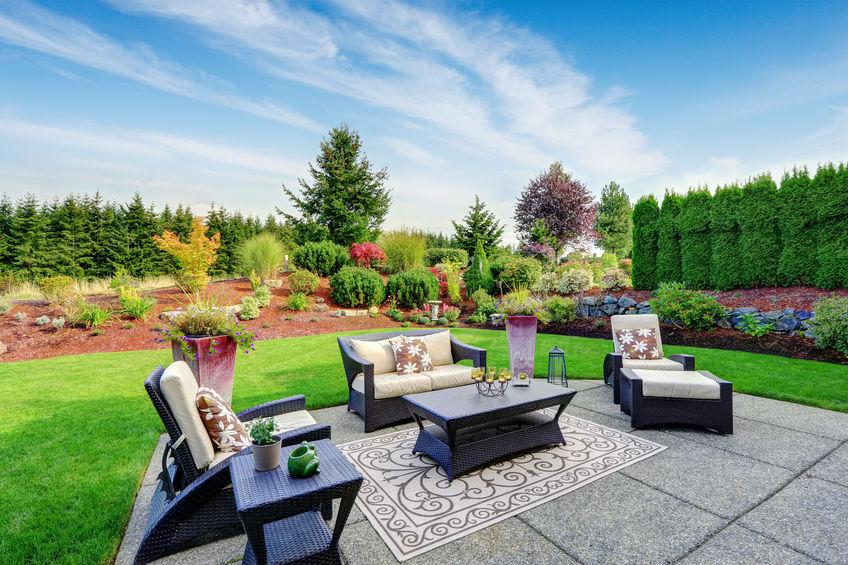 Backyard Landscape Design | Mansell Landscape