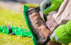 Spike Aerator Tool | Mansell Landscape Management