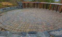 Winter Is The Time For Hardscape Design