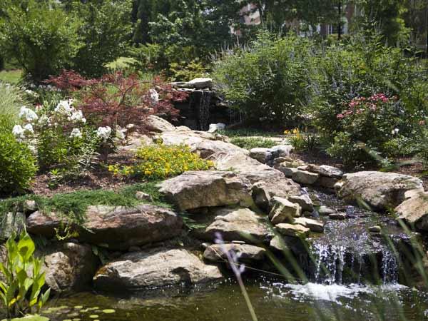 Landscape Design & Installation Image: landscape_waterfall.jpg